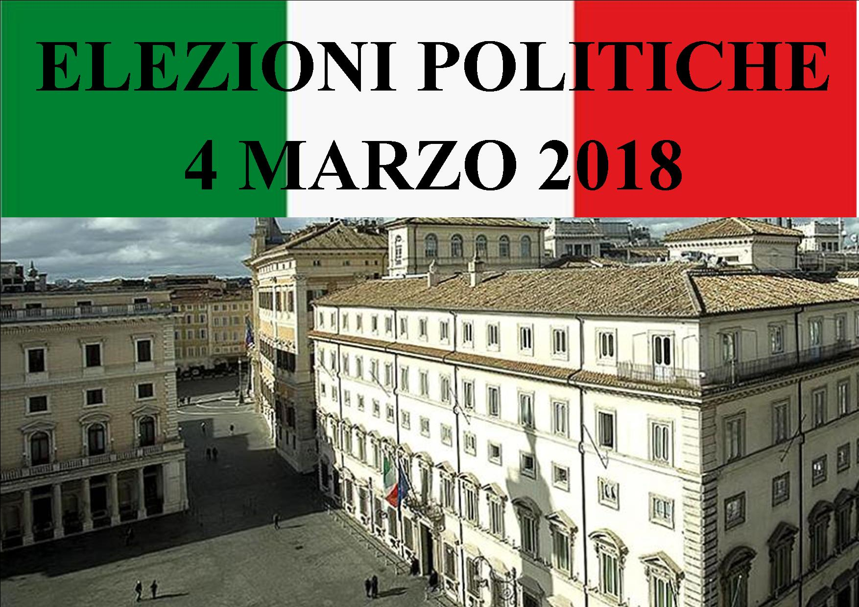 speciale elezioni 4 marzo