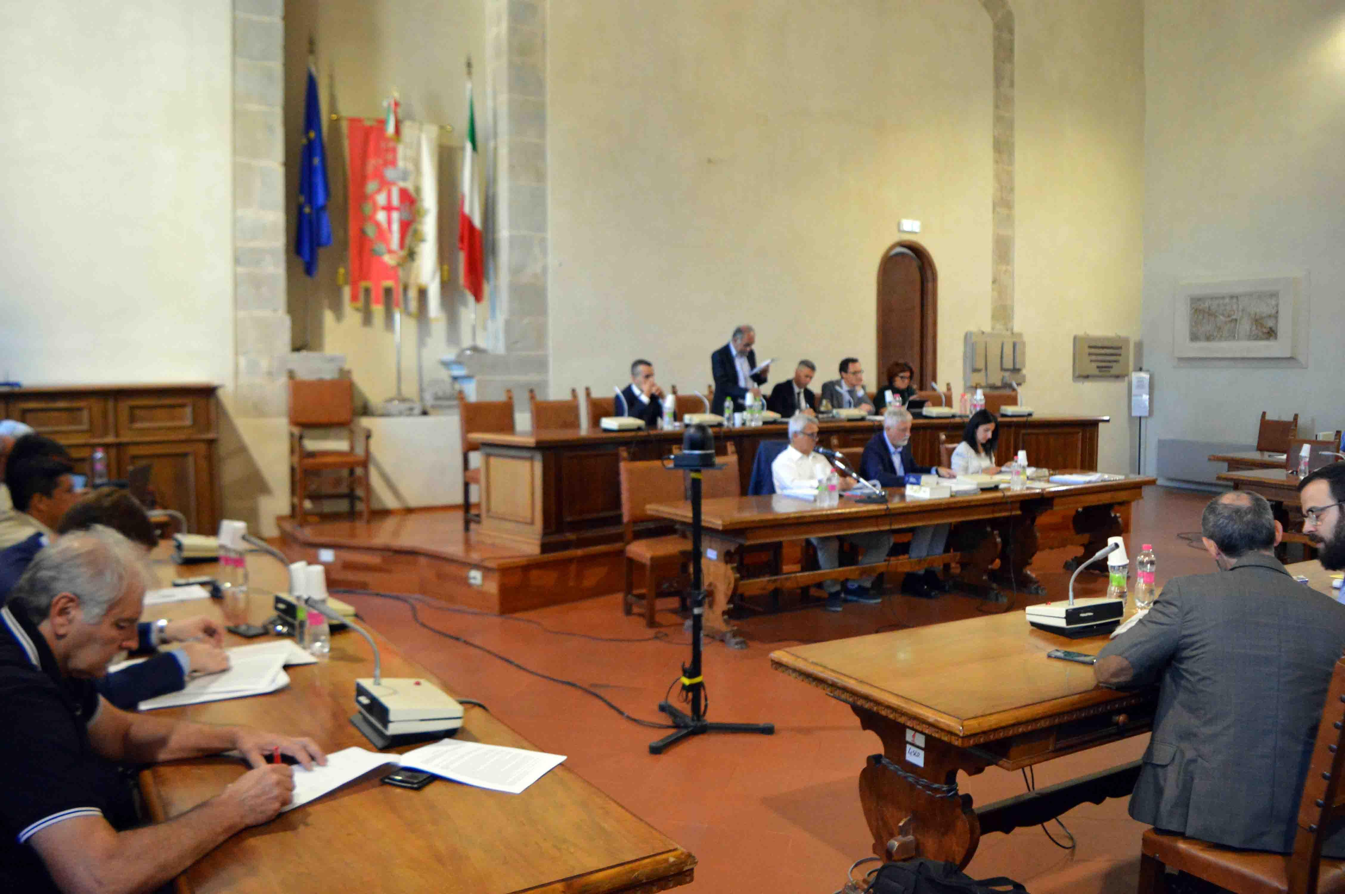 Consiglio comunale 2