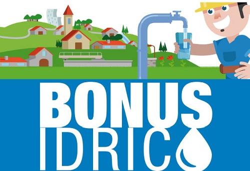 bonus idrico