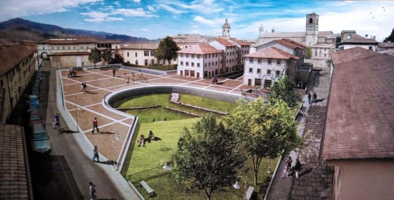 piazza archeologia