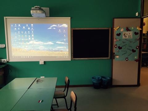 ina scuola