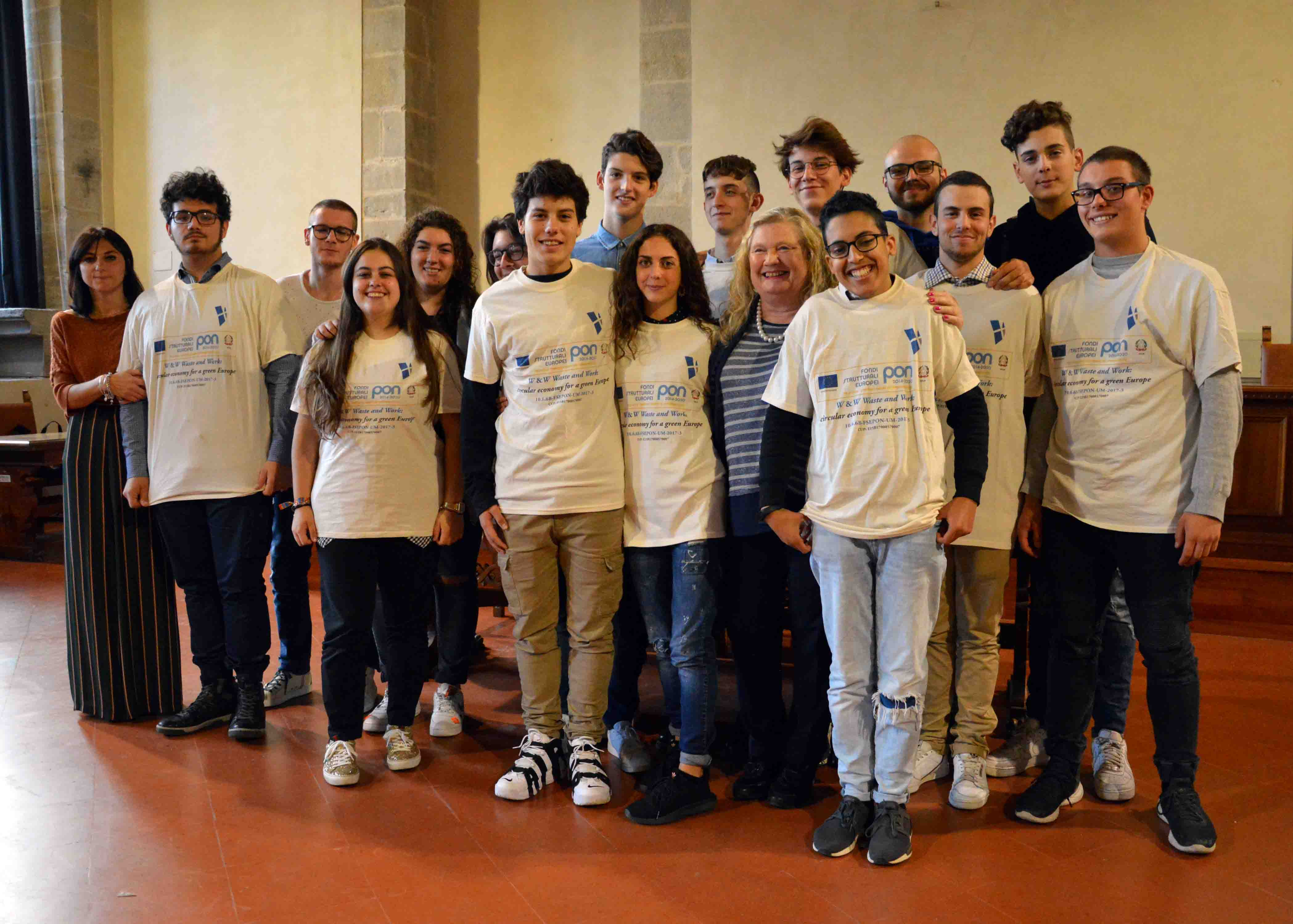Scuola Lavoro Franchetti Salviani