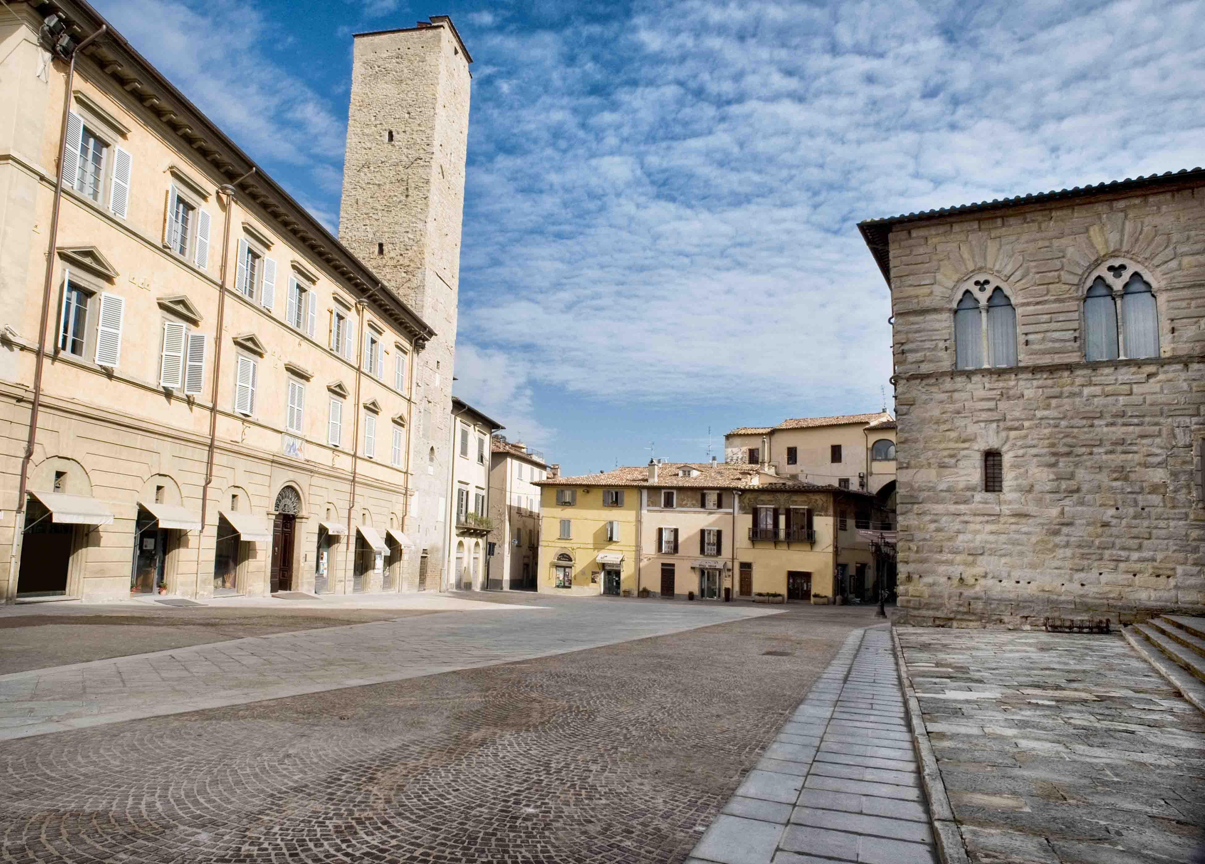 Piazza Gabriotti
