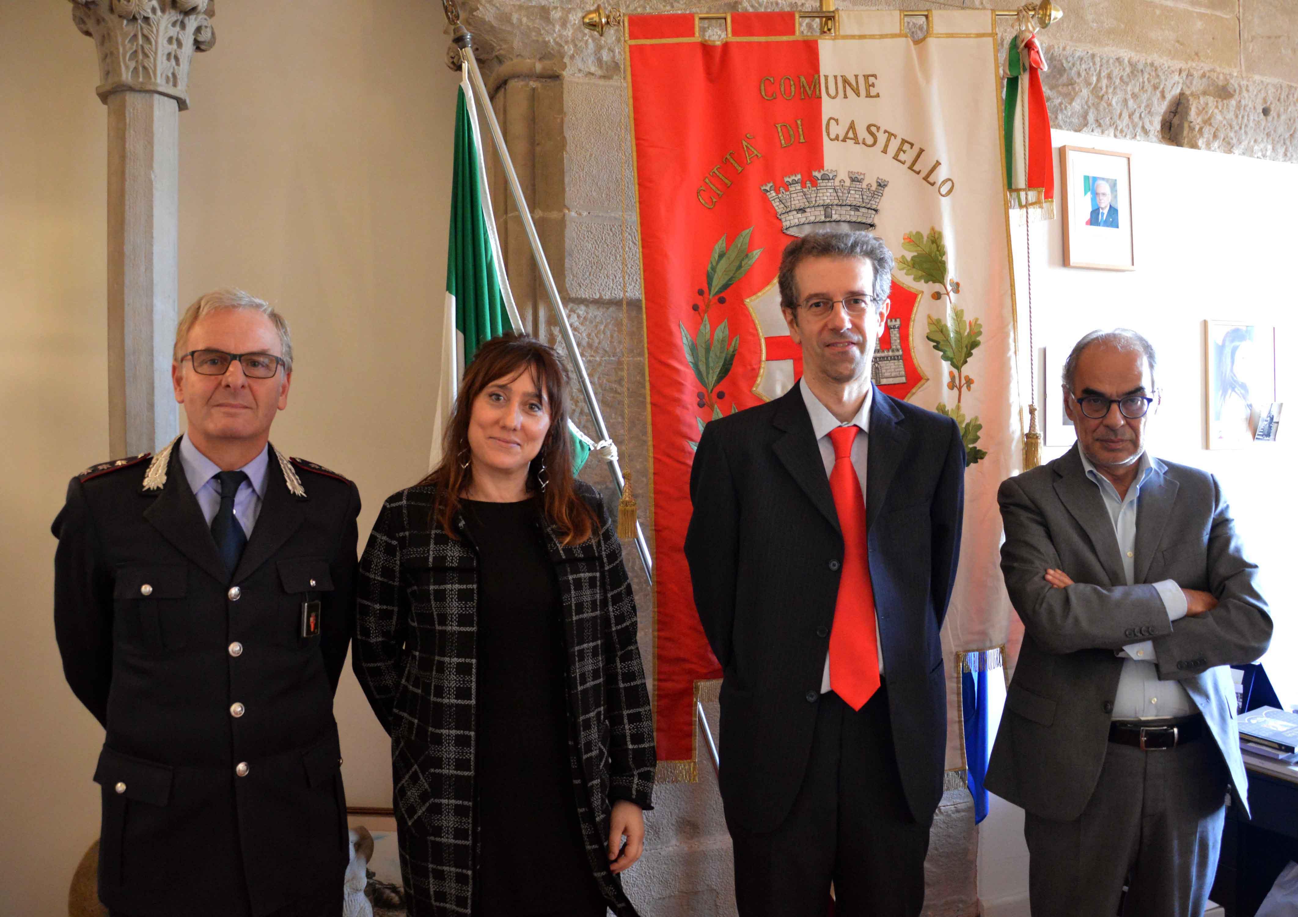 Nuovo comandante Polizia Municipale
