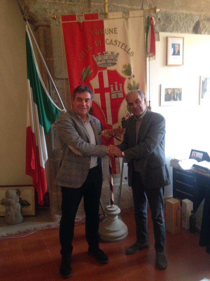 sindaco di Fano Massimo Seri