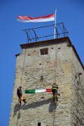 Torre festa repubblica