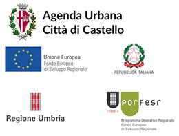 Logo Agenda Urbana Città di Castello